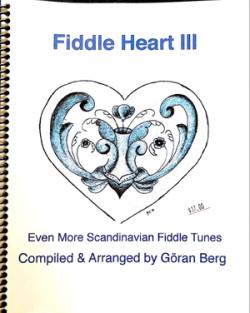 Fiddleheart, book III cover